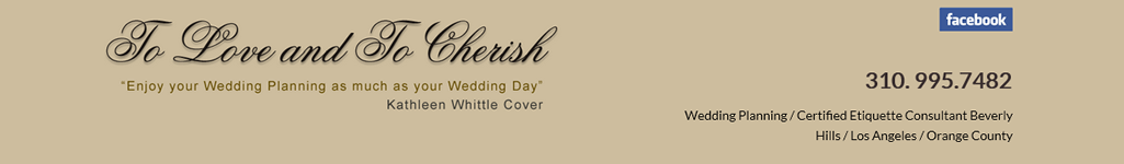 Beverly Hills Wedding Planner Kathleen Cover